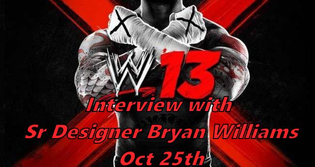 dpl wwe13 bryan williams interview